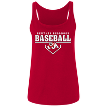 Load image into Gallery viewer, Plate Logo Ladies' Relaxed Jersey Tank