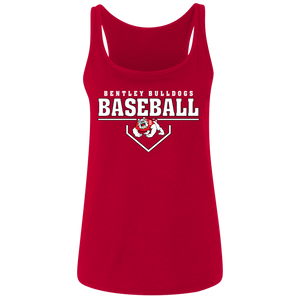 Plate Logo Ladies' Relaxed Jersey Tank
