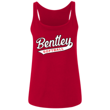 Load image into Gallery viewer, Lady Bulldogs Script Ladies' Relaxed Jersey Tank