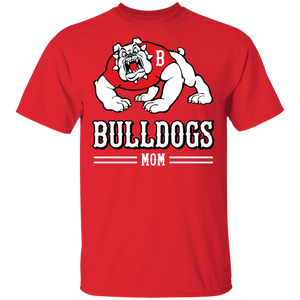 Bulldogs Mom Special Tee