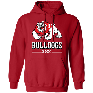 Bulldogs 2020 Special  Pullover Hoodie