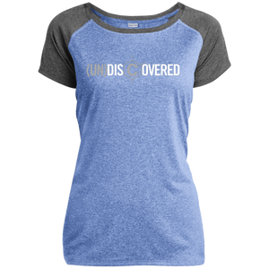(un)discovered  Ladies Heather on Heather Performance T-Shirt