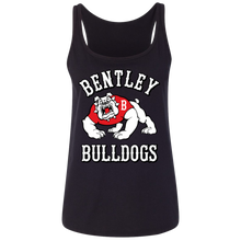 Load image into Gallery viewer, Bulldogs Ladies' Relaxed Jersey Tank