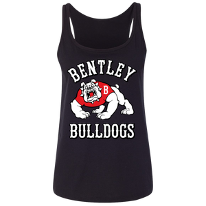 Bulldogs Ladies' Relaxed Jersey Tank