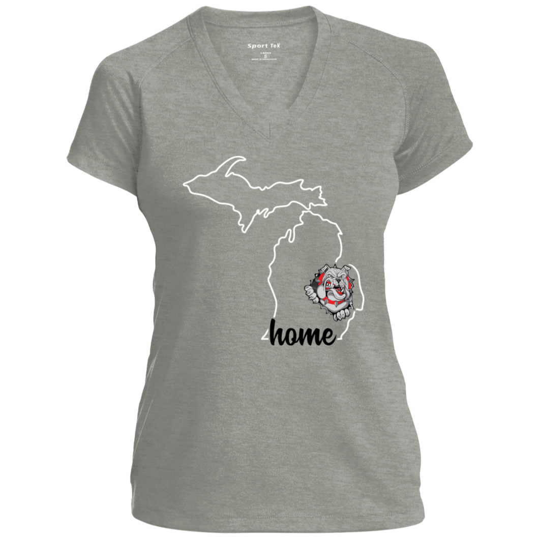 Lady Bulldogs Home Ladies' Performance T-Shirt