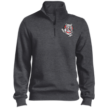 Load image into Gallery viewer, Lady Bulldogs 1/4 Zip Sweatshirt