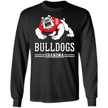 Load image into Gallery viewer, Bulldogs Grandma LS Ultra Cotton T-Shirt
