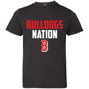 Bulldogs Nation Youth Jersey T-Shirt