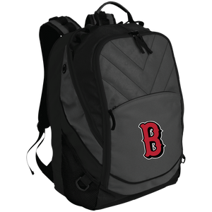 B (Red) Laptop Computer Backpack