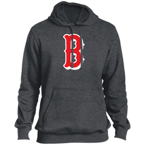 B Logo (red)  Pullover Hoodie