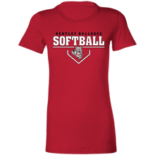 Load image into Gallery viewer, Lady Bulldogs Plate Logo Ladies' Favorite T-Shirt