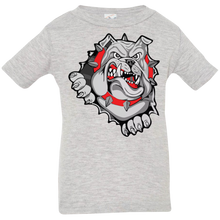 Load image into Gallery viewer, Lady Bulldogs Infant Jersey T-Shirt