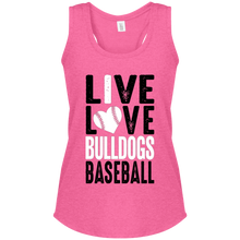 Load image into Gallery viewer, Live/Love Women's Perfect Tri Racerback Tank