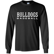 Load image into Gallery viewer, Bulldogs WM Youth LS T-Shirt