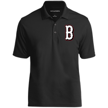 Load image into Gallery viewer, B (White) Dry Zone UV Micro-Mesh Polo