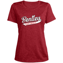 Load image into Gallery viewer, Lady Bulldogs Script Ladies' Heather Dri-Fit Moisture-Wicking T-Shirt