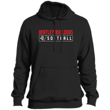 Load image into Gallery viewer, Lady Bulldogs Bar Logo (Red) Tall Pullover Hoodie