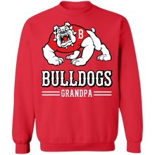 Load image into Gallery viewer, Bulldogs Grandpa Special  Crewneck Pullover Sweatshirt