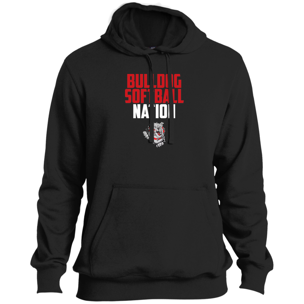 Lady Bulldogs Nation Tall Pullover Hoodie