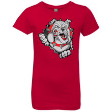 Load image into Gallery viewer, Lady Bulldogs Girls' Princess T-Shirt