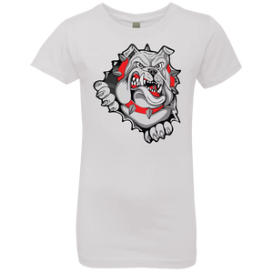 Lady Bulldogs Girls' Princess T-Shirt
