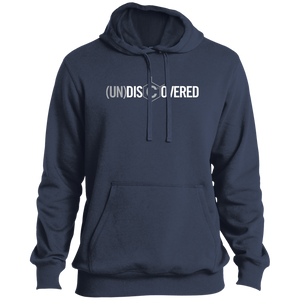 (un)discovered  Tall Pullover Hoodie