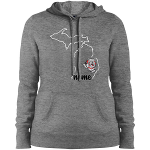 Lady Bulldogs Home Ladies' Pullover Hooded Sweatshirt
