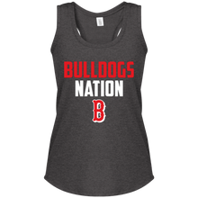 Load image into Gallery viewer, Nation Women's Perfect Tri Racerback Tank