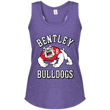 Load image into Gallery viewer, Bulldogs Women's Perfect Tri Racerback Tank