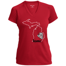 Load image into Gallery viewer, Lady Bulldogs Home Ladies' Performance T-Shirt