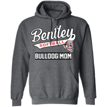 Load image into Gallery viewer, Lady Bulldogs Mom Pullover Hoodie 8 oz.
