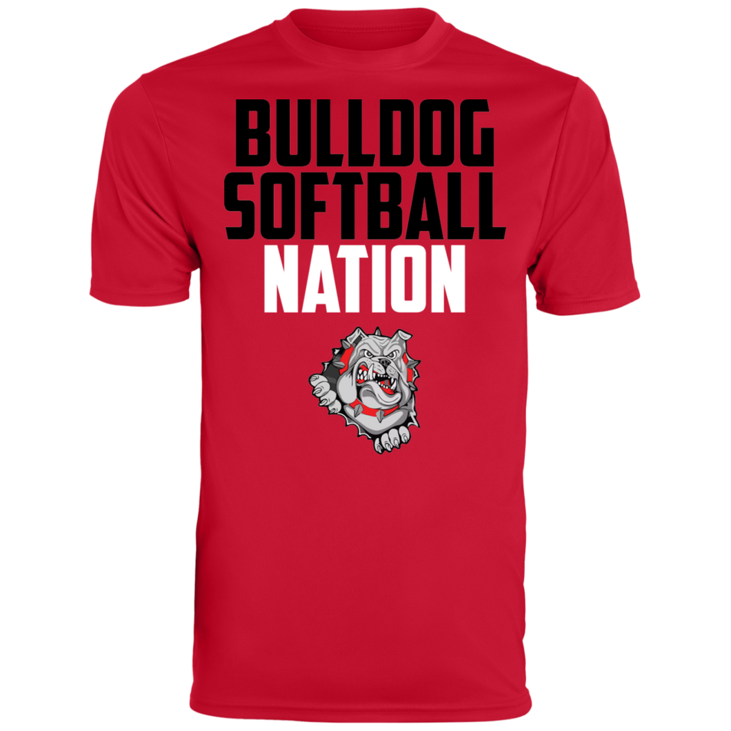 Lady Bulldogs Nation Men's Wicking T-Shirt
