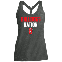 Load image into Gallery viewer, Nation Ladies' Cosmic Twist Back Tank