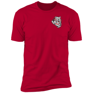 Lady Bulldogs Premium Short Sleeve T-Shirt