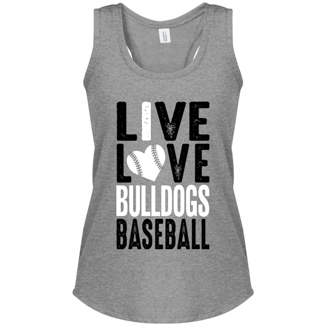 Live/Love Women's Perfect Tri Racerback Tank
