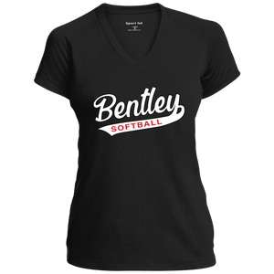 Lady Bulldogs Script Ladies' Performance T-Shirt