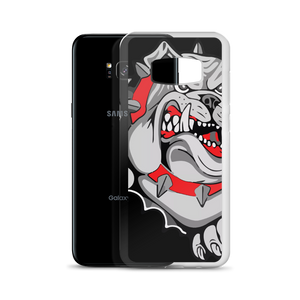 Lady Bulldogs Samsung Case