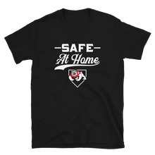 Load image into Gallery viewer, Safe At Home Bulldogs Short-Sleeve Unisex T-Shirt
