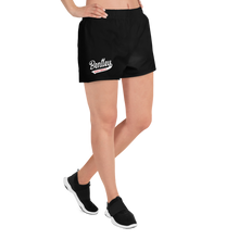 Load image into Gallery viewer, Lady Bulldogs Women's Athletic Short Shorts