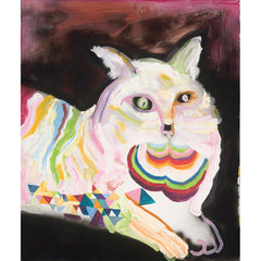 "Garrett Perry <span style=""color: #00adef;"">I</span>   <em>A Cat, I am sure, Could Walk on a Cloud Without Coming Through.</em>"
