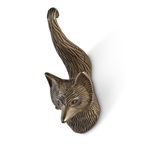 Fox with Tail Hook