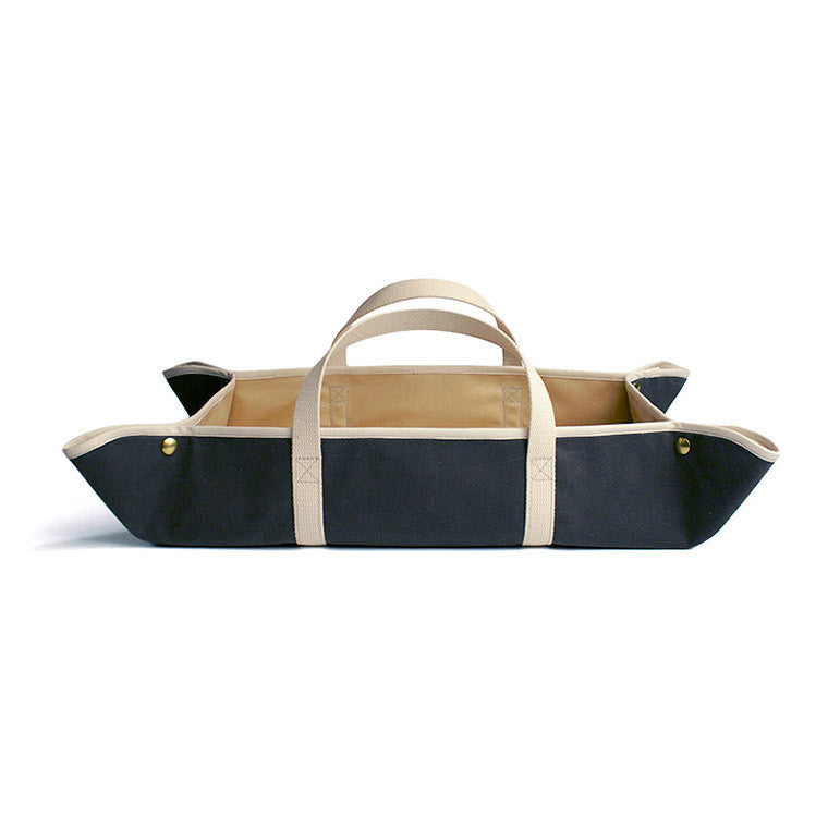 Farmhouse Pottery Wax Canvas Trug
