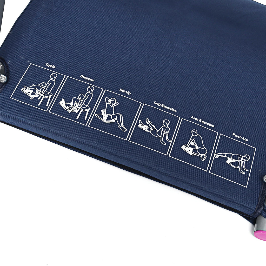 Ab Burn™ Ab Sit-ups Fitness Abdominal Muscle Exercise Tools Sport Machine Home Gym Trainer Equipment Training Workout Body Toner