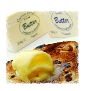 Carron Lodge Unsalted Butter 250g