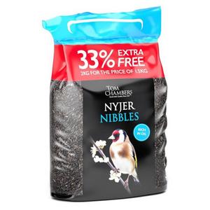 2kg Nyjer Nibbles