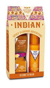 Cottage Delight Indian Spicy Flavour Adventure