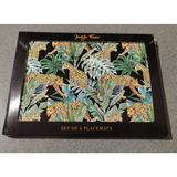 Jungle Set of 4 Placemats