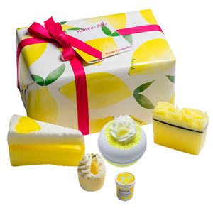 Bomb Cosmetics Lemon Aid Gift Pack