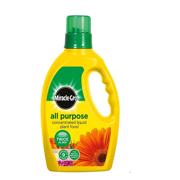 Miracle Gro All Purpose Concentrate 1l