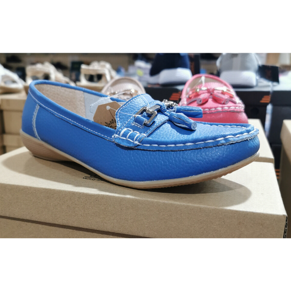 Ladies Jo & Joe- Nautical in French Blue